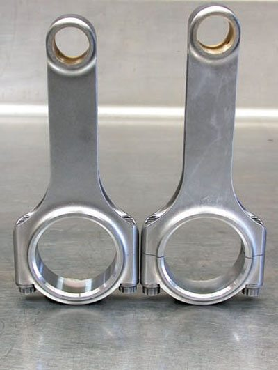 Big-Inch Chevy Small-Block Cheat Sheet: Connecting Rods