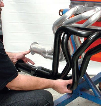 How to Build Big-Inch Chevy Small-Blocks: Exhaust Systems Guide 5
