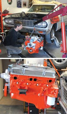 Installation and Break-In Guide: How to Build Chevy Small-Block Engines 5