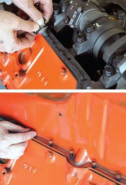Final Assembly Guide: How to Build Chevy-Block Engines 55