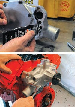 Final Assembly Guide: How to Build Chevy-Block Engines 66