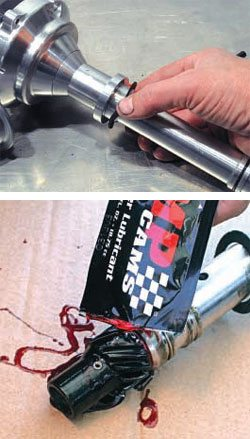 Final Assembly Guide: How to Build Chevy-Block Engines 71