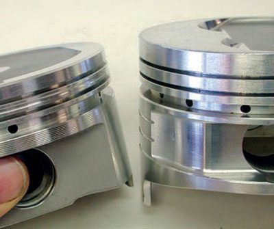 Big-Inch Chevy Small-Block Building Guide: Pistons and Rings 8