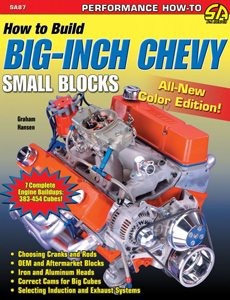 Big-Inch Chevy Small-Block Stroker Cheat Sheet