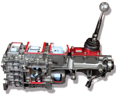 How to Swap Overdrive Transmissions into Your Chevelle
