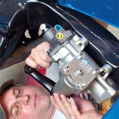 How To Build A Performance Steering System In Your