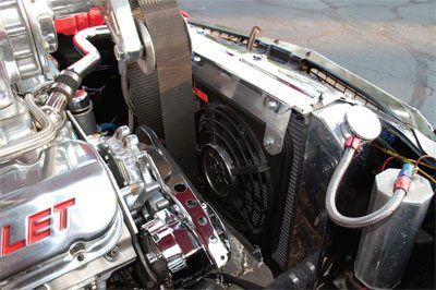 How to Improve Your Chevelle Cooling System - Step by Step