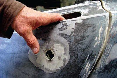 Bodywork and Paint Prep: C3 Corvette Restoration Guide 11