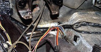 Wiring and Interior Installation: C3 Corvette Restoration Guide
