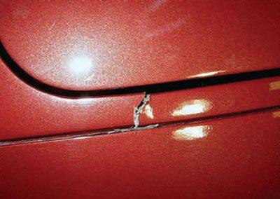 C3 Corvette Restoration Disassembly and Storage 13