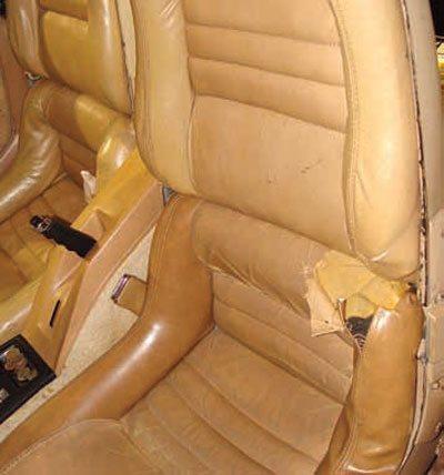 C3 Corvette Restoration Disassembly and Storage 15