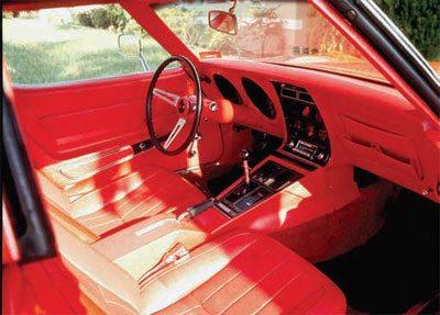 C3 Corvette Restoration Disassembly and Storage 16