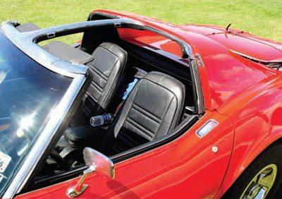 Corvette c3 restoration parts