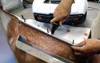 Bodywork and Paint Prep: C3 Corvette Restoration Guide 18