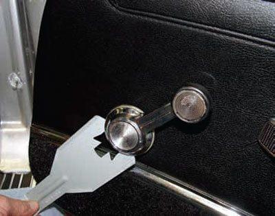 C3 Corvette Restoration Disassembly and Storage 20