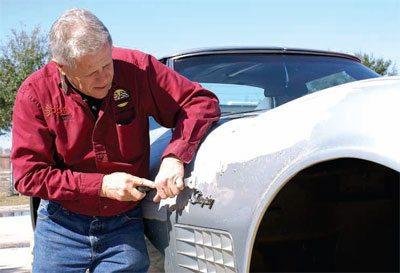Bodywork and Paint Prep: C3 Corvette Restoration Guide 20