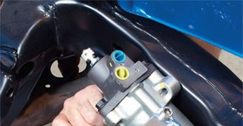 How to Build a Performance Steering System in Your Chevelle – Step by Step