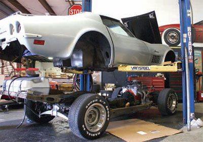 Bodywork and Paint Prep: C3 Corvette Restoration Guide 2