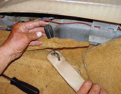 C3 Corvette Restoration Disassembly and Storage 22