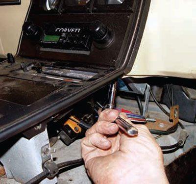 C3 Corvette Restoration Disassembly and Storage 23