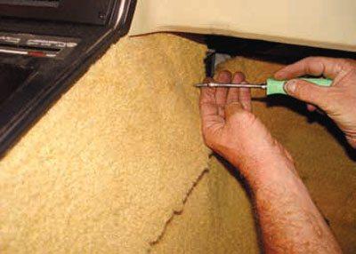 C3 Corvette Restoration Disassembly and Storage 25