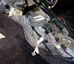 260 wiring and interior installation c3 corvette restoration guide c3 corvette wiring harness at aneh.co