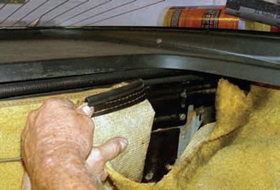 C3 Corvette Restoration Disassembly and Storage 27