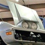 C3 Corvette Restoration Disassembly and Storage