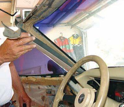 C3 Corvette Restoration Disassembly and Storage 31