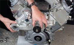 How to Swap an LS Engine into Your Chevelle - Step by Step 3