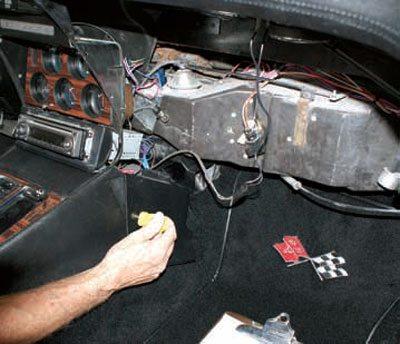 C3 Corvette Restoration Disassembly and Storage 39