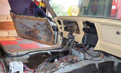 C3 Corvette Restoration Disassembly and Storage 41