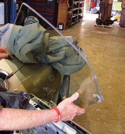 C3 Corvette Restoration Disassembly and Storage 46