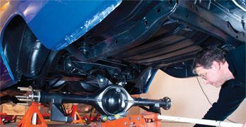 How to Convert to Coil-Over Suspension in Your Chevelle – Step by Step