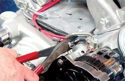 How to Upgrade the Wiring and Elecrtical in Your Chevelle - Step by Step 6