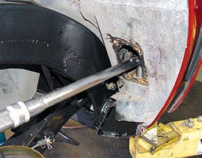 C3 Corvette Restoration Disassembly and Storage 8