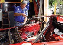 Bodywork and Paint Prep: C3 Corvette Restoration Guide 8