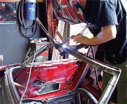 Bodywork and Paint Prep: C3 Corvette Restoration Guide 9