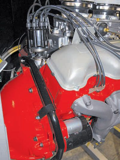 Chevy 348-409 Engine Block Guide