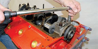 348-409 Engine Assembly Guide - Step by Step