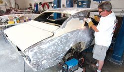 How to Restore Your Camaro: Bodywork Guide #s21