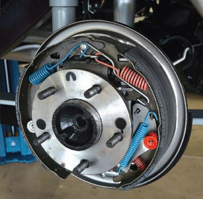 Camaro Brake Guide How To Restore Your Chevy Camaro Step By Step