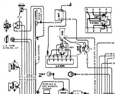 1967 Chevrolet Camaro Engine Compartment Wiring Diagram from www.chevydiy.com