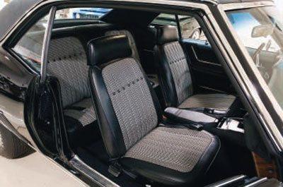 Camaro Restoration Guide: Interior Cheat Sheet #17