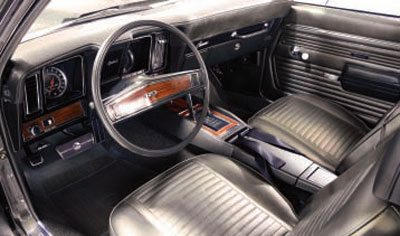 camaro restoration guide interior cheat sheet. Black Bedroom Furniture Sets. Home Design Ideas