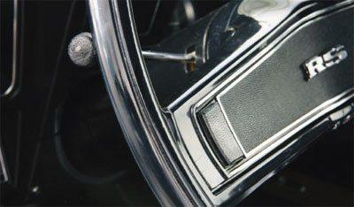 Camaro Restoration Guide: Interior Cheat Sheet #21
