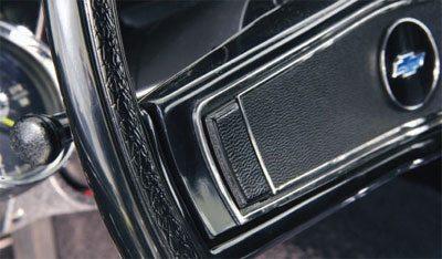 Camaro Restoration Guide: Interior Cheat Sheet #22
