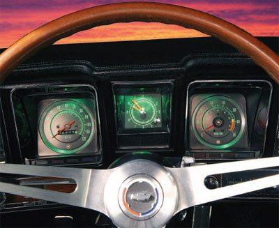 Camaro Restoration Guide: Interior Cheat Sheet #23