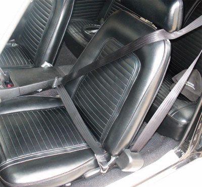 Camaro Restoration Guide: Interior Cheat Sheet #25