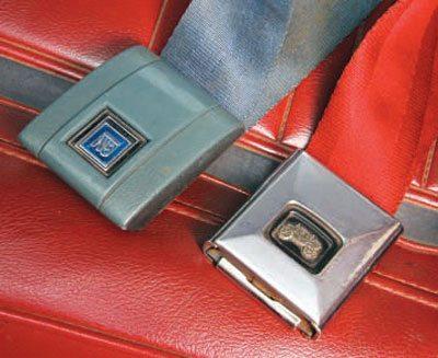 Camaro Restoration Guide: Interior Cheat Sheet #26
